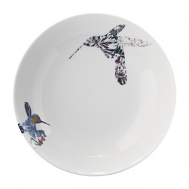 Flutter Serving Bowl 9""
