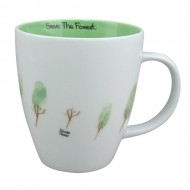 16 oz. Eco Mug -Save Our Forest