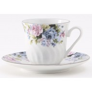 Millicent Cup & Saucer (Set of 6)