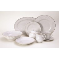 Paradise Imperial Gold Dinner Set 45PC