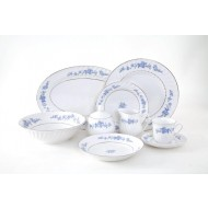 Royal Rose Fine China Dinnerware